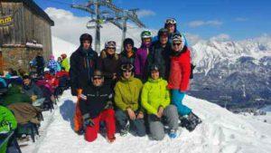 Skiweekend Flumserberg
